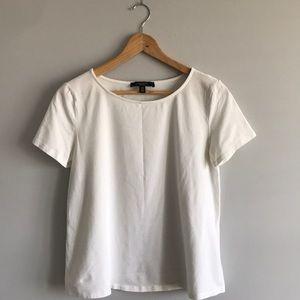 4 💝 for $25! MaxMara Weekend Boxy White Tee Shirt